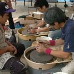 陶器製作体験